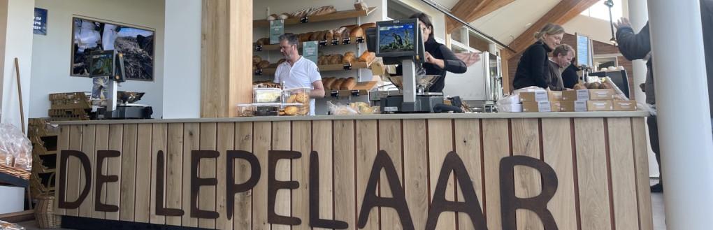 Koop eerlijke biologische producten in de winkel van de Lepelaar